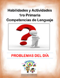 Spanish Skills and Activities 1st Grade Language Arts / 1ro Lenguaje