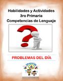 Spanish Skills and Activities 3rd Grade Language Arts / 3r