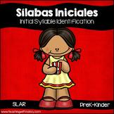 Spanish: Sílabas Iniciales Palomitas de Maíz