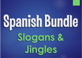 Spanish Bundle:  Slogans and Jingles