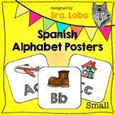 Spanish - Small Alphabet Posters