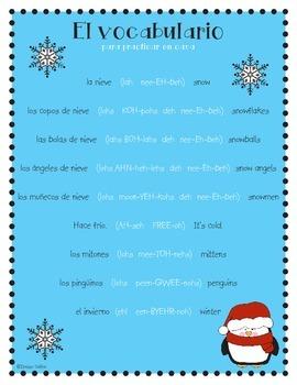 Spanish Snow Unit/La nieve