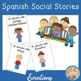 Spanish Social Stories - Emotions