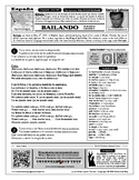 Spanish Song: Bailando