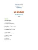 Spanish Song-Memorizing Project (Drive/Slides/Classroom)