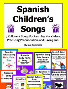 Spanish Songs - 9 Spanish Children's Songs