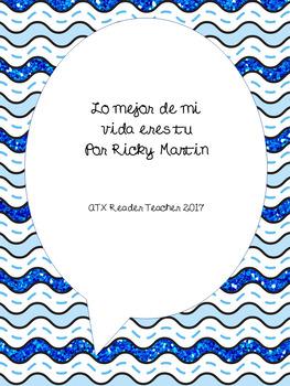 Spanish Songs - Lo Mejor De Mi Vida Eres Tu