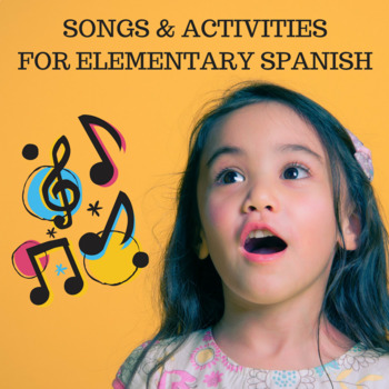 Spanish Songs Packets {Bundle}