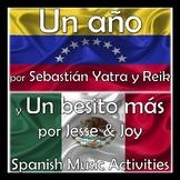 Spanish Songs of the Week - Music Smackdown - Sebastián Yatra, Reik, Jesse & Joy