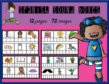 Spanish Sound Boxes