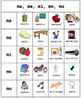 Interactive Spanish Syllables and Alphabet Booklet - Silabas 22 Pages!
