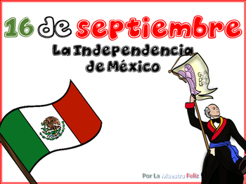 Mexican Independence Day Activities Worksheets Tpt