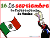 Spanish Speaking : 16 de septiembre /Mexican Independence Day