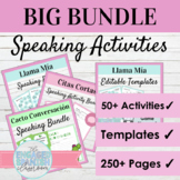Spanish Speaking Activity MEGA BUNDLE