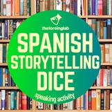 Spanish Speaking Activity - Word Order, Vocabulary and Grammar Practice