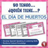 Spanish Speaking Activity on the Day of the Dead - Día de muertos