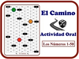 Spanish Numbers 1-50 Speaking Activity. Quick Prep.