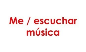 Spanish Speaking Activity with Gustar & Verbs