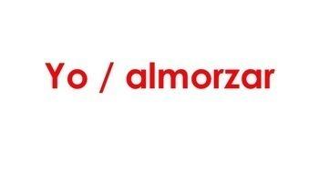 Spanish Speaking Activity with Plu Perfect Tense