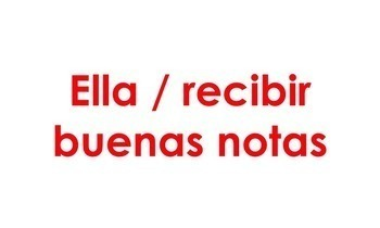 Spanish Speaking Activity with Present Tense
