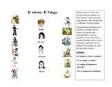 Spanish Speaking Activity with Professions Vocabulary