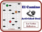 Spanish Reflexive Verbs Speaking Activity. Quick Prep