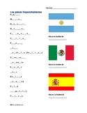 Spanish Speaking Countries Activity