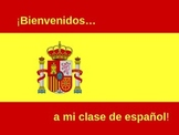 Spanish Speaking Countries, Capital Cities, Flags and Geography