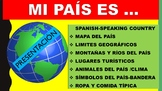 Spanish Speaking Countries - Country Report Power Point Project