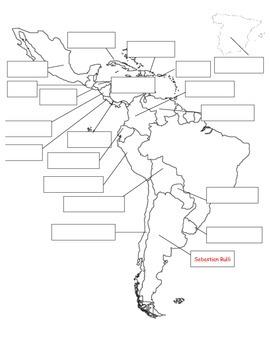 Spanish Speaking Countries - ¿De dónde son?