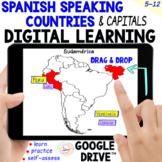 Spanish Speaking Countries Digital Activities