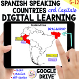 Spanish Speaking Countries Digital Distance Learning