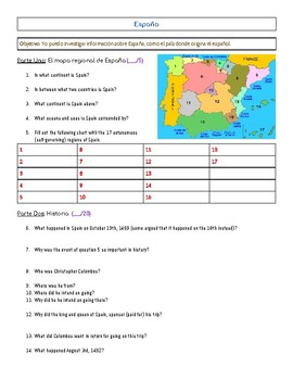 Spanish Speaking Countries Geography Guide