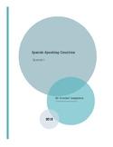 Spanish Speaking Countries Graphic Organizer (Bundle)