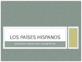 Spanish Speaking Countries PowerPoint