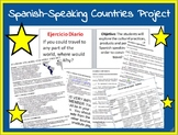 Spanish-Speaking Countries Project