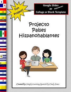 Spanish Speaking Countries Project