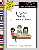 DISTANCE LEARNING Spanish Speaking Countries Project