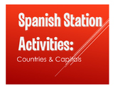 Spanish-Speaking Countries and Capitals Stations