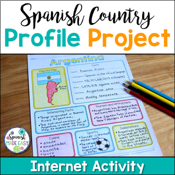 Spanish Country Profile Project