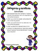 Spanish Speaking Final Exam Review Game and Practice - Toboganes y escaleras