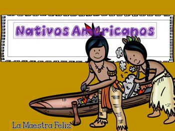 Spanish Speaking Indio Americano/ Native American
