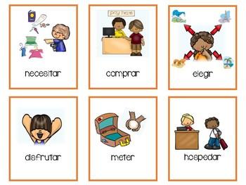 Spanish Speaking Reading Comprehension -De Vacaciones Cuento Corto