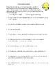 Spanish Speaking Strategies // Oral Communication // Hablar Español en Clase
