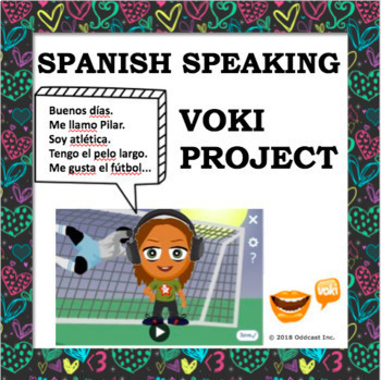 Spanish VOKI project