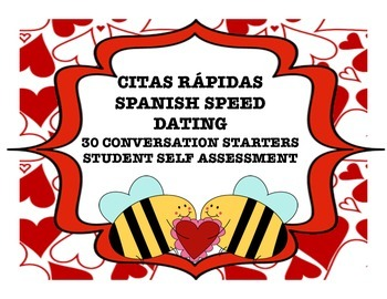 Speed dating in spanish