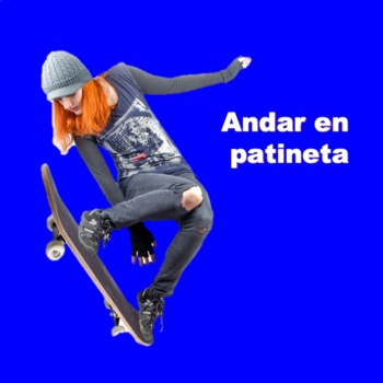 Spanish Sports Los deportes PowerPoint and Curriculum