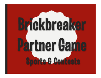 Spanish Sports and Contests Brickbreaker Game