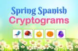Spanish Spring Cryptograms