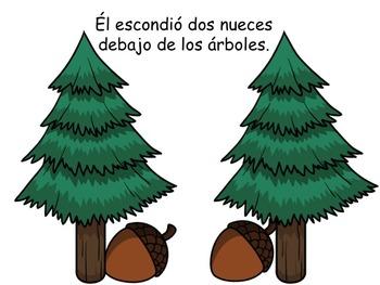 Spanish Squirrel Fall